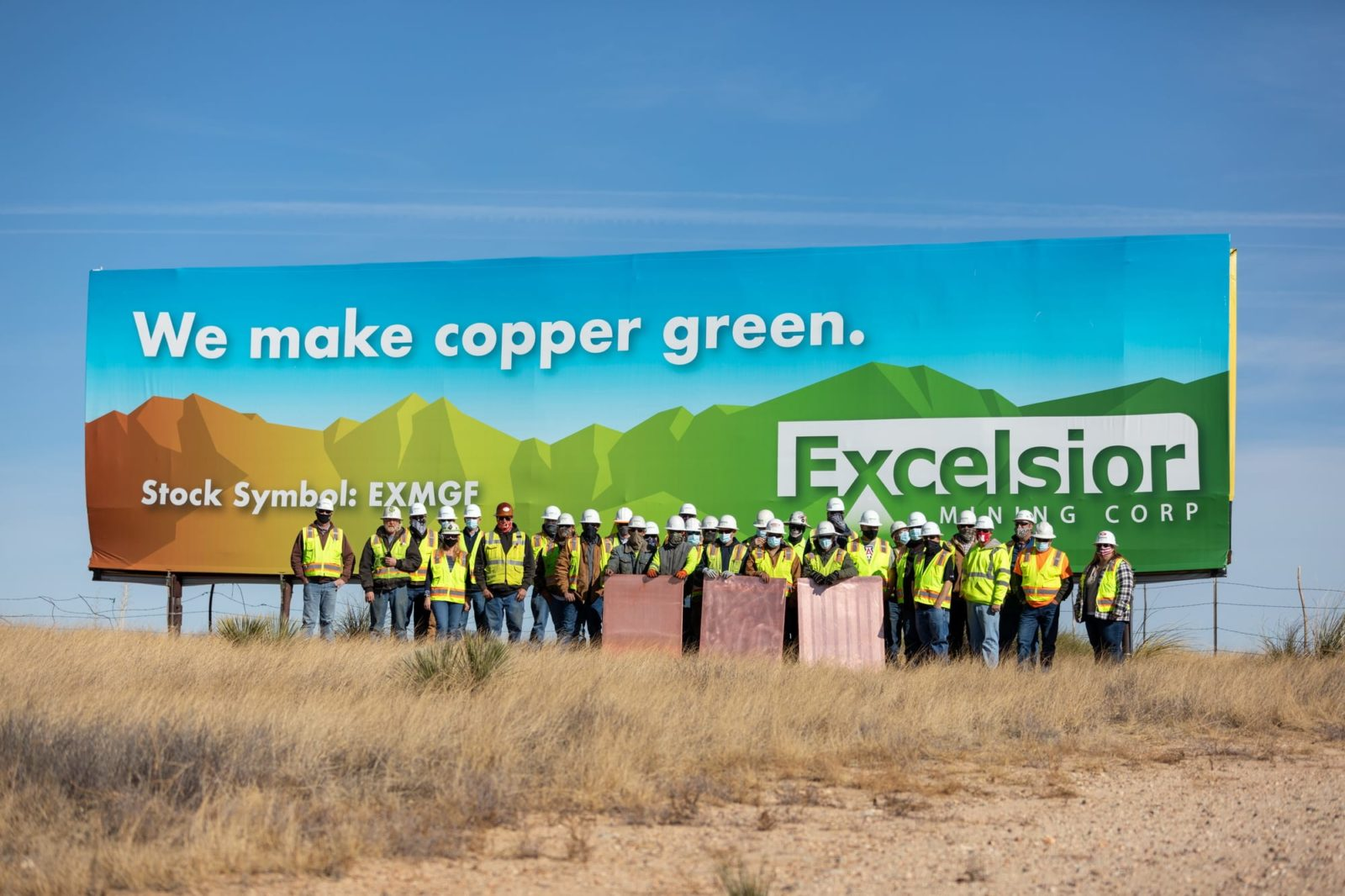 excelsior mining MIN EXMGF