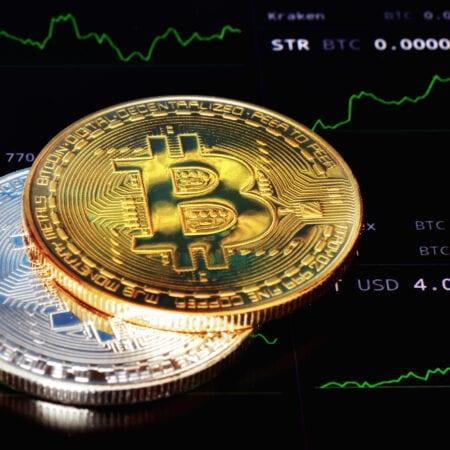 Bitcoin on chart